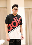 "George Salazar during the ""Be More Chill"" Press Preview Presentation at Pearl Studios on January 23, 2019 in New York City."