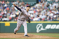 July 5, 2008: Detroit Tigers righthander Armando Galarraga limited the Seattle Mariners to one run in six innings of work and left with a 2-1 lead, but got tagged with a no decision when reliever Fernando Rodney gave up a game-winning two-run homer to Mariners catcher Jeff Clement in the bottom of the eighth inning.