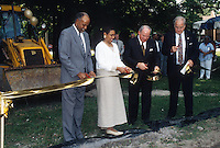 1999 June 29..Assisted Housing..Oakmont North...Ribbon cutting...NEG#.NRHA#..