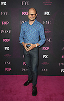 """WEST HOLLYWOOD, CA - AUGUST 9: Brad Simpson, at Red Carpet Event For FX's """"Pose"""" at Pacific Design Center in West Hollywood, California on August 9, 2019. <br /> CAP/MPIFS<br /> ©MPIFS/Capital Pictures"""