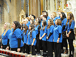 SOSAD Mass at the Augustinian church. Photo: Colin Bell/pressphotos.ie