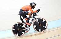 Picture by Simon Wilkinson/SWpix.com 24/03/2018 - Cycling 2018 UCI  Para-Cycling Track Cycling World Championships. Rio de Janeiro, Brazil - Barra Olympic Park Velodrome - Day 3 - Daniel GEBRU ABRAHAM