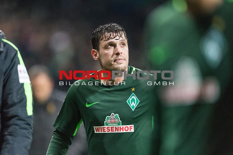 19.11.2017, Weser Stadion, Bremen, GER, 1.FBL, Werder Bremen vs Hannover 96, im Bild<br /> <br /> Zlatko Junuzovic (Werder Bremen #16)<br /> Foto &copy; nordphoto / Kokenge