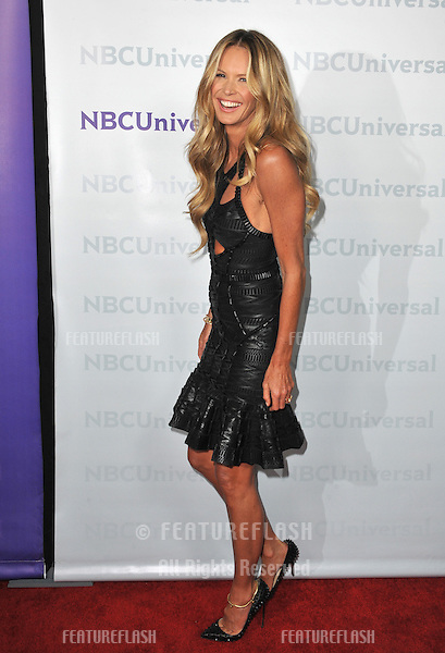 Elle Macpherson at the NBC Universal Winter 2012 TCA party at The Athenaeum in Pasadena..January 6, 2012  Los Angeles, CA.Picture: Paul Smith / Featureflash