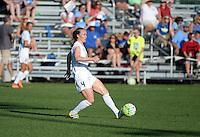 Kansas City, MO - Sunday September 04, 2016: Becky Sauerbrunn during a regular season National Women's Soccer League (NWSL) match between FC Kansas City and the Sky Blue FC at Swope Soccer Village.