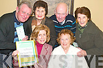 Gaeilge: Launching the 2008 Seachtain na Gaeilge programme in Listowel on .Tuesday night were the Glor na Gael members (seated) Aine BnUi Lorcain and .Maire Bn Ui Chonchubhair. Standing l-r Tadgh O Laoire, Ena Ui Chonaill, Matt .O Maonaigh and Sinead Nic Carain..   Copyright Kerry's Eye 2008