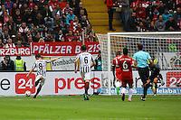 15.10.2016: Eintracht Frankfurt vs. FC Bayern München