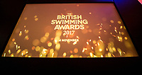 Picture by Allan McKenzie/SWpix.com - 04/11/17 - Swimming - British Swimming Awards 2017 - The Poiint, Lancashire County Cricket Ground, Manchester, England -