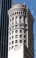 San Francisco:  Hobart Bldg., 582 Market St. Willis Polk, 1914.  Photo '89.