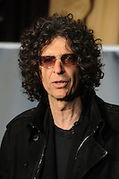 Howard Stern at the America's Got Talent Press conference at The Friars Cub in New York City. May 10, 2012. © mpi01 / MediaPunch Inc.