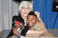 PHILADELPHIA, PA - JULY 12:  Mar Mar Tidbit and Harriet Glickman pictured at NAACP Convention at the Convention Center  on July 12, 2015 in Philadelphia,Pa  photo credit Star Shooter / MediaPunch  HOUSE COVERAGE