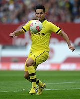 FUSSBALL   1. BUNDESLIGA  SAISON 2012/2013   2. Spieltag 1. FC Nuernberg - Borussia Dortmund       01.09.2012 Ilkay Guendogan (Borussia Dortmund)