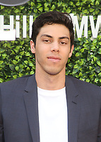 4 January 2020 - Beverly Hills, California - Christian Yelich. the 7th Annual Gold Meets Golden Brunch  held at Virginia Robinson Gardens and Estate. Photo Credit: FS/AdMedia