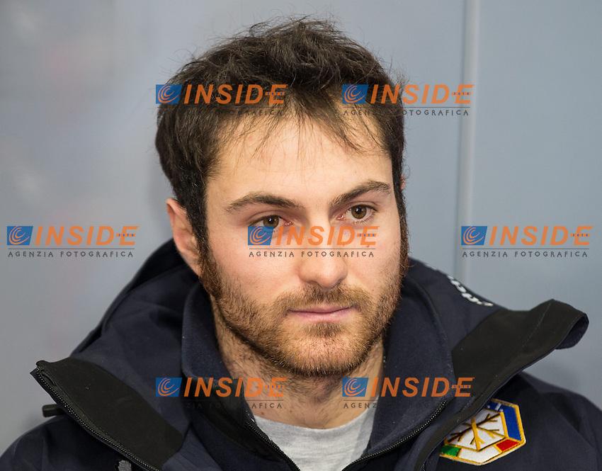 Paolo Pangrazzi.28/12/2012 Bormio .Conferenza Stampa di presentazione della squadra di sci alpino dell'Italia Uomini .Foto EXPA/ Johann Groder / Insidefoto