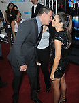 "Channing Tatum and Jenna Dewan-Tatum arriving at the 2012 Los Angeles  Film Festival closing night gala world premiere of ""Magic Mike"" held at Regal Cinemas LA LIVE June 24, 2012"