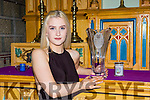 Edel Crowley Tralee who won the Killarney Rotary club Young Musician of the Year in the Friary Killarney on Saturday night