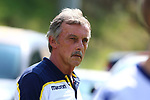 29th of July 2018, Roncone, Italy; Pre Season football friendly Primavera, Hellas Verona versus FC Ingolstadt 04; Hellas Verona Coach, Antonio Porta Credit: Pierre Teyssot / Nicer