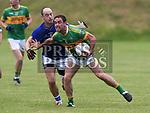 St Mary's Darren Clarke Sean O'Mahony's John O'Brien. Photo:Colin Bell/pressphotos.ie