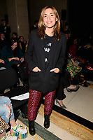 Melanie Blatt<br /> at the Pam Hogg show as part of London Fashion Week, London<br /> <br /> <br /> ©Ash Knotek  D3378  16/02/2018