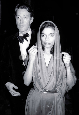 1978 <br /> New York City<br /> Halston Bianca Jagger at Studio 54<br /> Credit: Adam Scull-PHOTOlink/MediaPunch