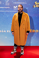 Alberto Velasco attends to Super Lopez premiere at Capitol cinema in Madrid, Spain. November 21, 2018. (ALTERPHOTOS/A. Perez Meca) /NortePhoto NORTEPHOTOMEXICO