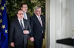 2015/03/04_Visita de Estado de los presidentes de Portugal y Francia a España