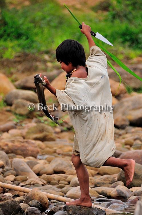Bolivia natives