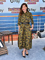 "Kathryn Hahn at the world premiere for ""Hotel Transylvania 3: Summer Vacation"" at the Regency Village Theatre, Los Angeles, USA 30 June 2018<br /> Picture: Paul Smith/Featureflash/SilverHub 0208 004 5359 sales@silverhubmedia.com"