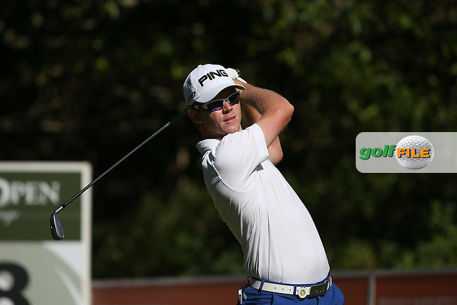 Brandon Stone (RSA) played solo during Round Three of the Africa Open 2015 at the East London Golf Club, East London, Eastern Cape, South Africa. Picture:  David Lloyd / www.golffile.ie. 07/03/2015