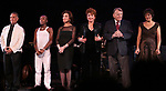 Sammy Williams, Ron Dennis, Kelly Bishop, Donna McKechnie, Don Pippin & Priscilla Lopez<br />