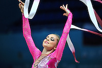 August 29, 2013 - Kiev, Ukraine - MARIA MATEVA of Bulgaria performs at 2013 World Championships.