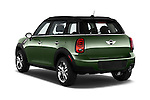 Car pictures of rear three quarter view of a 2015 MINI Countryman Base 4 Door Hatchback Angular Rear