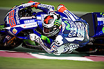 Free practices<br /> jorge lorenzo<br /> PHOTOCALL3000 / DyD
