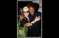 Sandy Feld & Gloria Jones - Born to Boogie VIP Premier - Curzon Cinema, Mayfair, London W1 - 26th April 2005