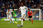 Real Madrid CF's Marcelo Vieira during La Liga match. Oct 30, 2019. (ALTERPHOTOS/Manu R.B.)