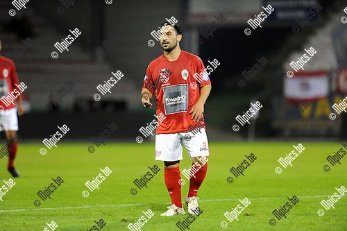 2013-09-22 / Voetbal / seizoen 2013-2014 / R. Antwerp FC / Emrullah G&uuml;ven&ccedil;<br /><br />Foto: Mpics.be