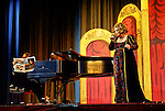 MERRICK, NY - February 21: Duelling Divas concert - starring opera sopranos Birgit Fioravante and Wendy Reynolds and pianist Heather Coltman - in comic opera concert presented by Merrick Bellmore Community Concert Association on February 21, 2010 at Merrick, NY.