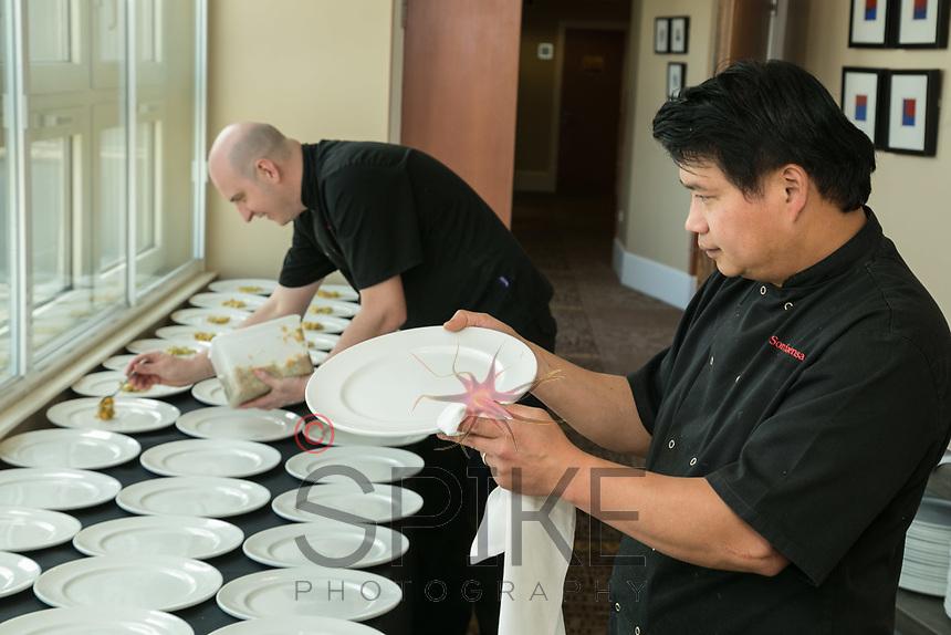 Preparing the starters
