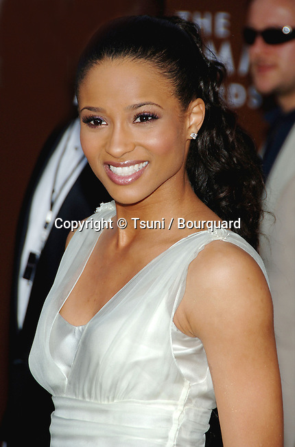 Ciara arriving at the 48th Grammy Awards at the  Staples Center In Los Angeles, Wednesday February 8, 2006