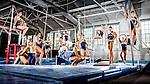 2014 Gymnastics Team photo