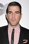 LOS ANGELES, CA - NOVEMBER 13: Zachary Quinto arrives at the GQ Men Of The Year Party at Chateau Marmont Hotel on November 13, 2012 in Los Angeles, California.