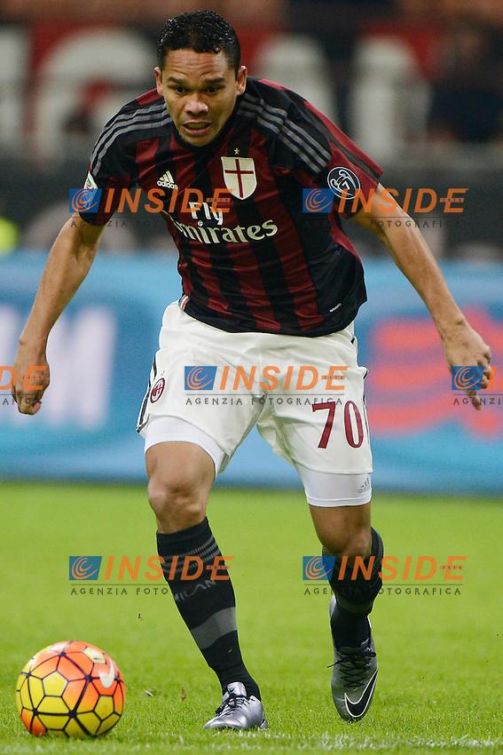 Carlos Bacca Milan<br /> Milano 28-11-2015 Stadio Giuseppe Meazza - Football Calcio Serie A Milan - Sampdoria. Foto Giuseppe Celeste / Insidefoto