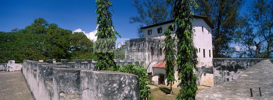 Afrique/Afrique de l'Est/Tanzanie/Bagamoyo: le vieux fort
