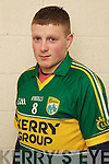 Conor Cox member of the Kerry U-21 panel 2012