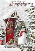John, CHRISTMAS LANDSCAPES, WEIHNACHTEN WINTERLANDSCHAFTEN, NAVIDAD PAISAJES DE INVIERNO, paintings+++++,GBHSSXC50-804B,#XL# ,#161#