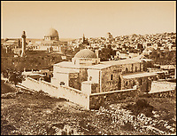 Early photographs of the Holy land.