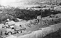 Iraq 1975.Raid of the inhabitants of Barzan by the Iraqi army<br /> Irak 1975 L'arm&eacute;e irakienne a Barzan pour emmener les gens de Barzan dans le sud de l'Irak