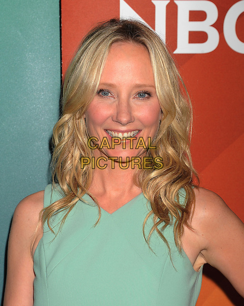 BEVERLY HILLS, CA- JULY 14: Actress Anne Heche attends the 2014 Television Critics Association Summer Press Tour - NBCUniversal - Day 2 held at the Beverly Hilton Hotel on July 14, 2014 in Beverly Hills, California.<br /> CAP/ROT/TM<br /> &copy;Tony Michaels/Roth Stock/Capital Pictures