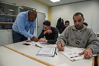 2015/11/11 Cottbus | Deutschkurs für Flüchtlinge