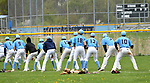 5-1-17, Skyline High School vs Bedford High School varsity baseball